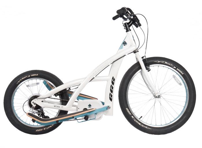 Велостеппер 3G